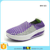 Flat Casual Woven Shoes Ladies