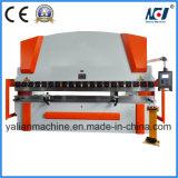 Máquina Elétrico-Hidráulica do freio da imprensa da sincronização do CNC da série We67k-100X4000