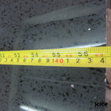 Kingkonree Wholesale Gray Artificial Quartz Stone Tile