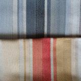 Garn gefärbtes Polsterung-Polyester-Ausgangstextilstuhl gesponnenes Sofa-Gewebe