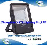 Ce/RoHS/の150W SMD LEDの洪水ライトのためのYaye 2016の熱い販売法の最もよい価格USD46.52/PC保証2年の