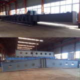 Niedrige Kosten-vorfabriziertqualitäts-Stahlkonstruktion für Lager