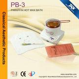 Calentador de la cera de parafina y calentador profesionales de la cera (PB-3)