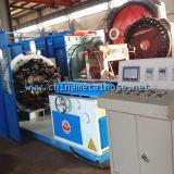 Machine horizontale de tressage de fil de 128 porteurs pour le tuyau en métal