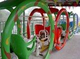SaleまたはProfessional Amusement Equipment Factoryのための主題Amusement Park Slides Interesting Sky Bike