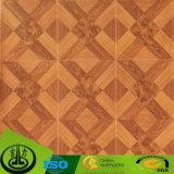 Het Decoratieve Document van de vloer met Houten Korrel