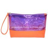 Ladiesのための防水PVC Toiletry Cosmetic Bag