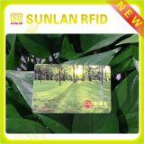 Карточка PVC безконтактная NFC ISO14443A 13.56MHz с печатание логоса