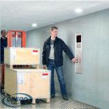 Levage électrique d'intérieur allemand de cargaison de marchandises d'ascenseur d'entrepôt de bâti de fret