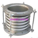 Junção de expansão axial do fole do metal da absorção de choque (compensador ondulado do fole)