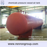化学HDPEのライニングゴム製タンク出版物の鋼鉄タンクT-53