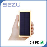 Hohe Capacity 10000mAh Solar Portable Power Bank
