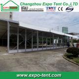 Grote Transparante Tent Arcum voor Tentoonstelling
