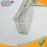 Block Dauermagnet mit glattem abschrägenrand