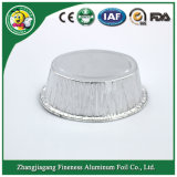 BBQ Round Blister Aluminiumfolie Dish Wholesale 8011 voor Food