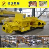 Wear Auger를 가진 가득 차있는 Automatic Clay Brick Making Machine