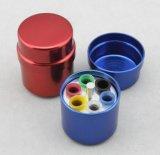 وعاء صندوق أسنانيّة [إندو] - 6 قطرة - [برش] أنابيب