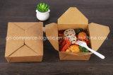Качество 100% качества еды обеспечивает устранимые коробки обеда