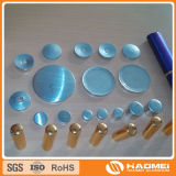 Lingotes redondos/ovales/cóncavos/del rectángulo planos o abovedados del aluminio