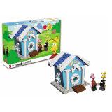 Brinquedo inteligente da construção dos blocos de apartamentos de DIY (H8559102)