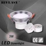 3W 2.5 des Zoll-LED Downlight Lampe Beleuchtung-des Scheinwerfer-LED