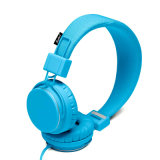 Auricular plegable de la estereofonia del auricular de DJ de la manera promocional