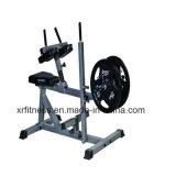 Machine van het Kalf van de Apparatuur van de gymnastiek de Gewichtheffen Gezette (XR755)