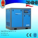 máquina del compresor de la correa de 22kw/30HP 0.7MPa 3.7m3/Min con el sistema modificado para requisitos particulares especial del inversor