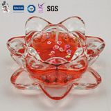 Heißes Sale Manufacture Decoration Supplies Type Glass Cup Candle mit Highquality Certificatea
