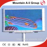 P16 panneau extérieur d'affichage vidéo de la qualité DEL pour la publicité