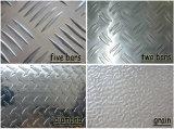 I migliori lamiera/lamierino Checkered di alluminio di qualità 6070