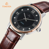 Fashion New Style Leather Strap Leisure Waterproof Men Watches 72213