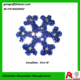 Natale Decoration di Hanging Snowflake