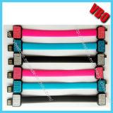 Новый кабель USB типа вахты Apple с ювелирными изделиями для франтовского телефона