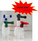 (FOMP002) Брызг конца шланга сада с 28 спрейер конца бутылки 410 размеров