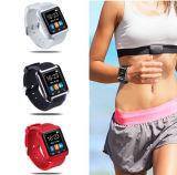 Самый популярный киец изготовляет Ios поддержки wristwatch U8 франтовской Bluetooth и Android систему