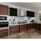 Проект Oppein PVC высокого качества Кухни (ОП-14-PVC01)