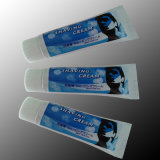 Zahnpasta-Gefäß-kosmetische Gefäße Aluminium&Plastic verpackengefäße Abl Gefäße