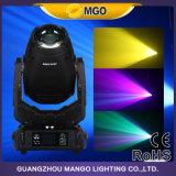 디스코 단계 DMX&Nbsp; Sharpy 10r 광속 반점 세척 280W 이동하는 맨 위 빛