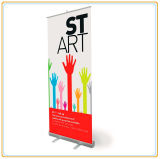 Budget extérieur Roll up Banner Stand for Advertising Display