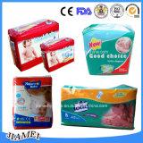 Coton Bonne Qualité jetable Baby Diaper
