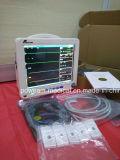 Multi-Parameter approvato di CE/ISO un video paziente da 12.1 pollici (Poweam 2000A)