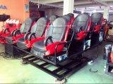 Hydraulic Platform를 가진 3D/5D/7D Cinema Seat