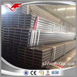 20X20--400X400mm Black Square e Rectangular Hollow Section Steel Tube