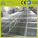 옥외 성과 장비 알루미늄 아크릴 단계