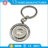 Keychainの工場供給の金属の万年暦Keychain