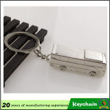 Sale caldo Vehicle Bus Key Chain con il laser Logo