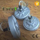 縦の風力のためのCorelessの永久マグネット発電機