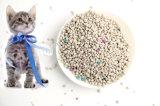 Esfera da estrada da esperança que aglutina a baixa maca de gato do Bentonite da poeira