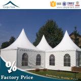 Vente d'escompte de 10% facile d'assembler la tente de pagoda de Gazebos pour l'événement extérieur
